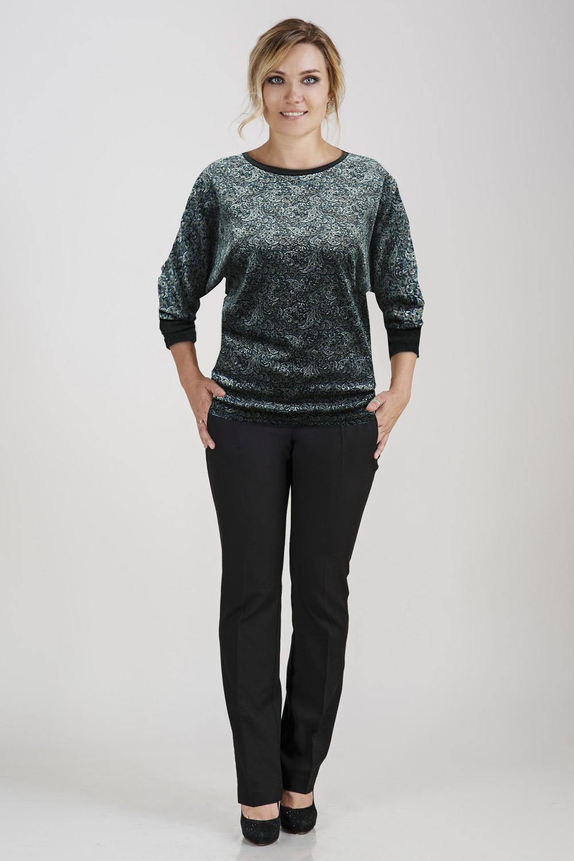 Блуза женская МотивыТуники, рубашки и блузы<br><br><br>Размер: 48