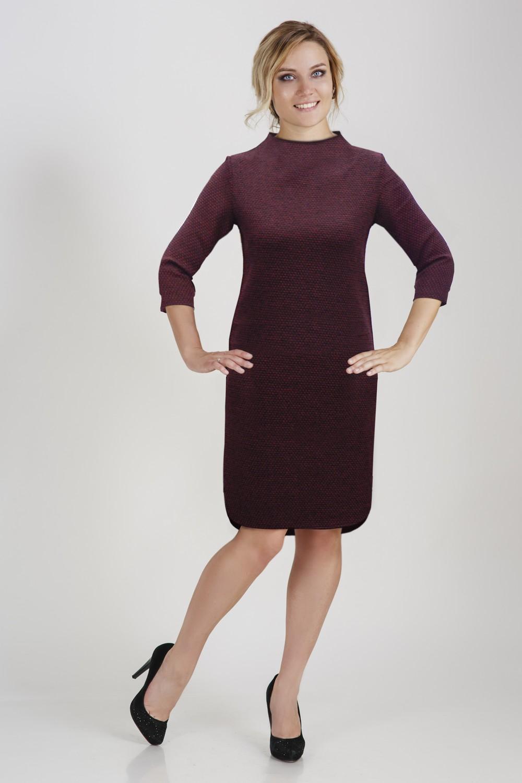 Платье женское Листопад НоваПлатья и сарафаны<br><br><br>Размер: 52