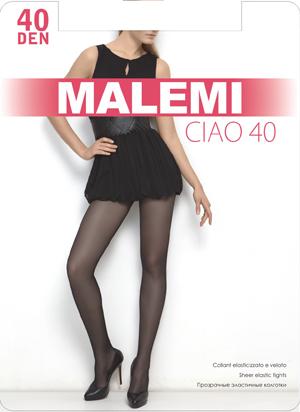 Колготки женские Malemi Ciao 40Чулки и колготки<br><br><br>Размер: Melon