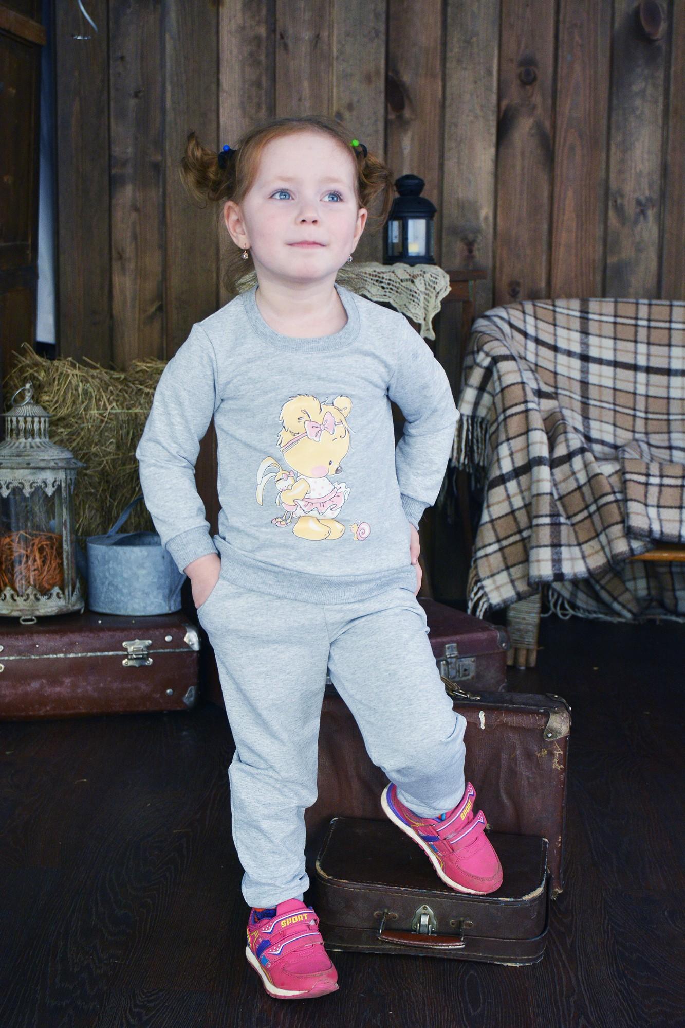 Костюм детский Мимишка для девочкиКоллекция ОСЕНЬ-ЗИМА<br><br><br>Размер: 68-122