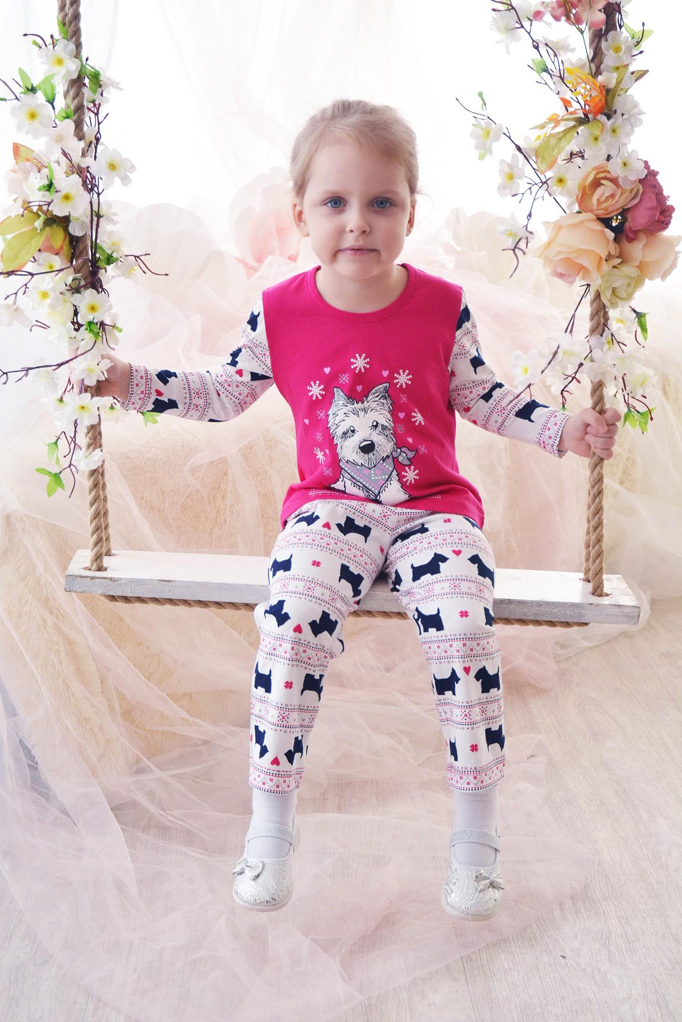 Костюм детский Паппи Д для девочкиКоллекция ОСЕНЬ-ЗИМА<br><br><br>Размер: 72-128