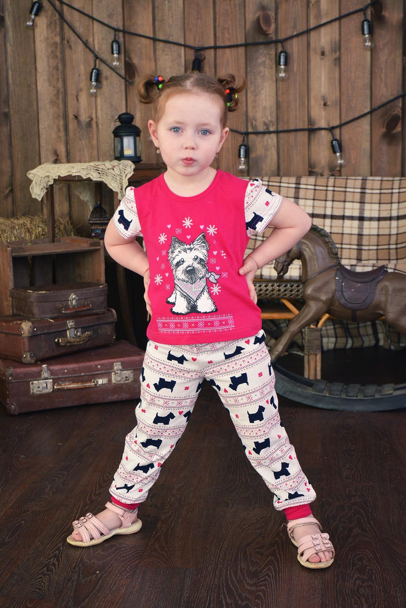 Костюм детский Паппи Д-2 для девочкиКомплекты и костюмы<br><br><br>Размер: 60-104
