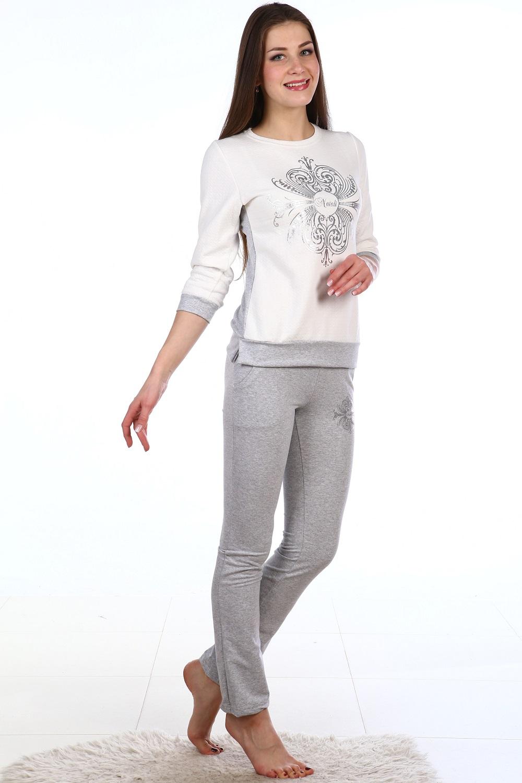Костюм женский «Natali» блуза и брюкиКоллекция ОСЕНЬ-ЗИМА<br><br><br>Размер: 44