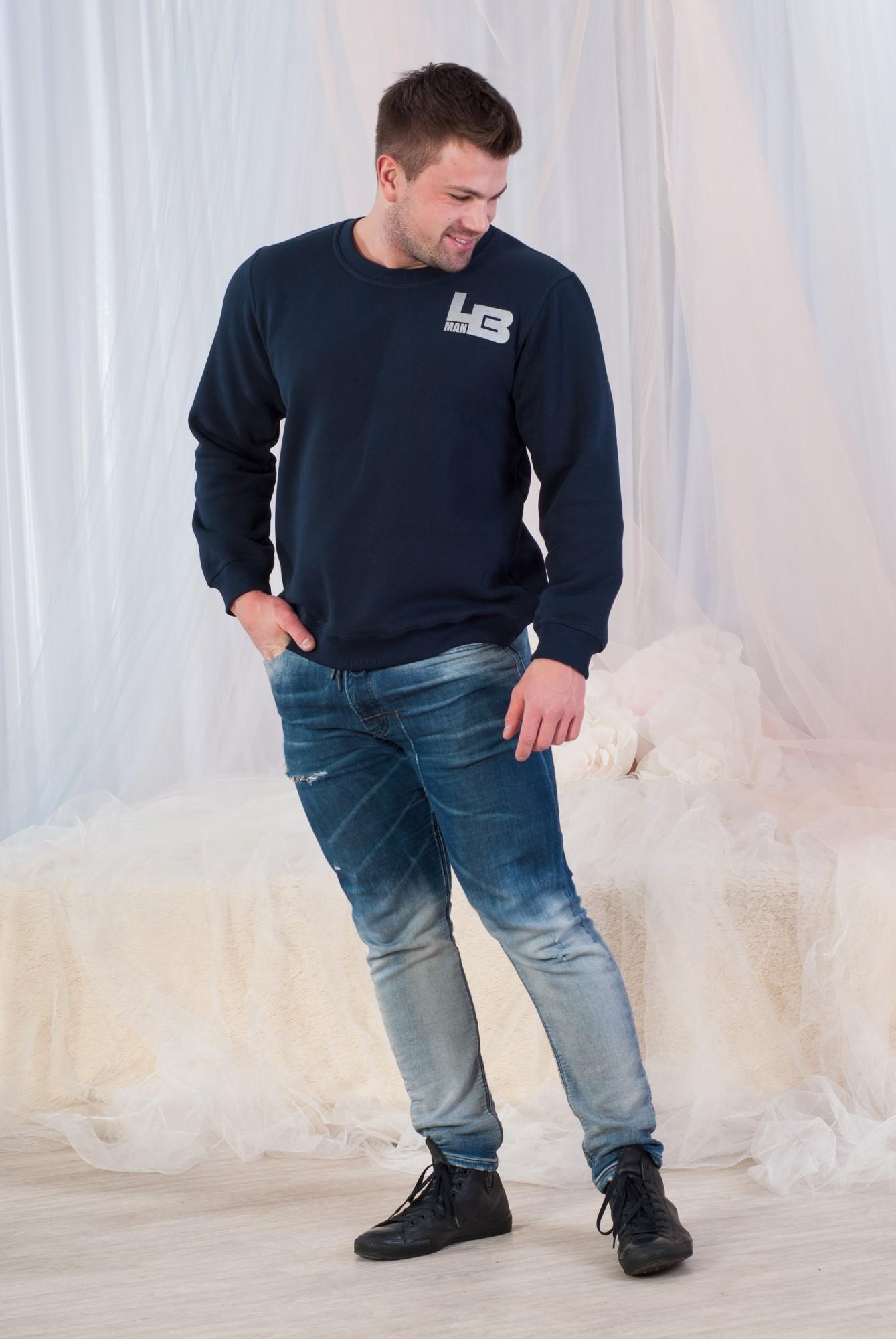 Толстовка мужская ManКоллекция ОСЕНЬ-ЗИМА<br><br><br>Размер: 52