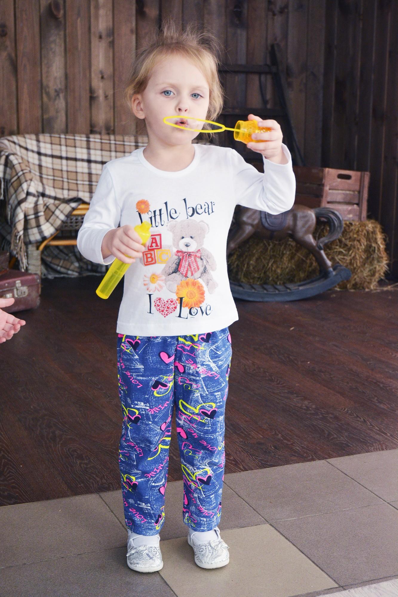 Водолазка детская Little Bear для девочкиСвитеры, водолазки, джемперы<br><br><br>Размер: Бежевый