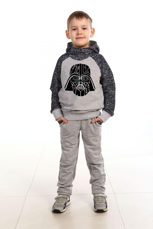 Костюм детский Dark Side для мальчикаКоллекция ОСЕНЬ-ЗИМА<br><br><br>Размер: 36 (рост 140)