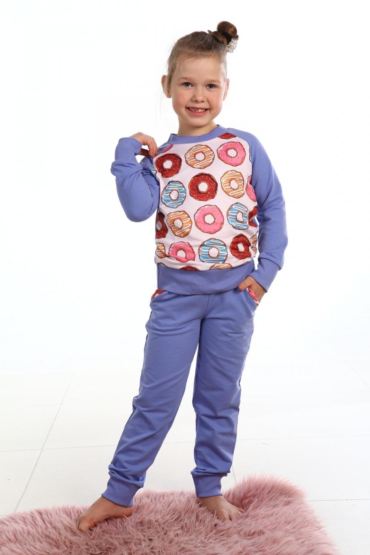 Костюм детский Сладкая жизнь для девочкиКоллекция ОСЕНЬ-ЗИМА<br><br><br>Размер: 34 (рост 134)