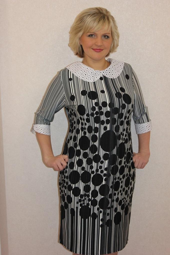 Платье женское Майоран с руквом 3/4Коллекция ОСЕНЬ-ЗИМА<br><br><br>Размер: 56