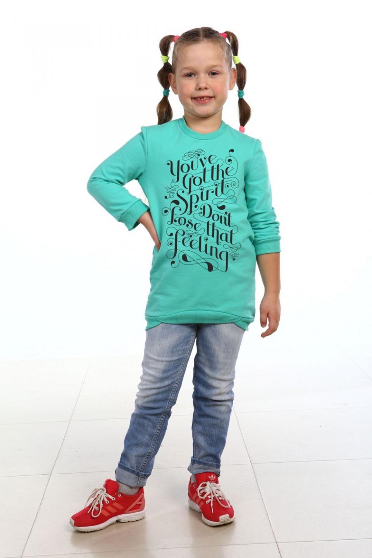 Толстовка детская Spirit для девочкиКоллекция ОСЕНЬ-ЗИМА<br><br><br>Размер: 30 (рост 122)