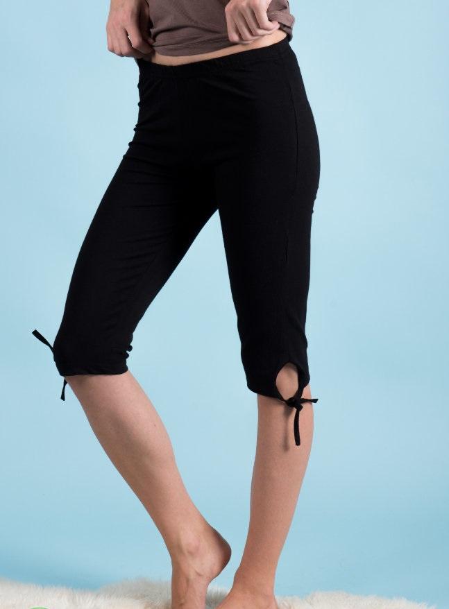 Бриджи женские Фрау с завязкамиБрюки, шорты<br><br><br>Размер: 46