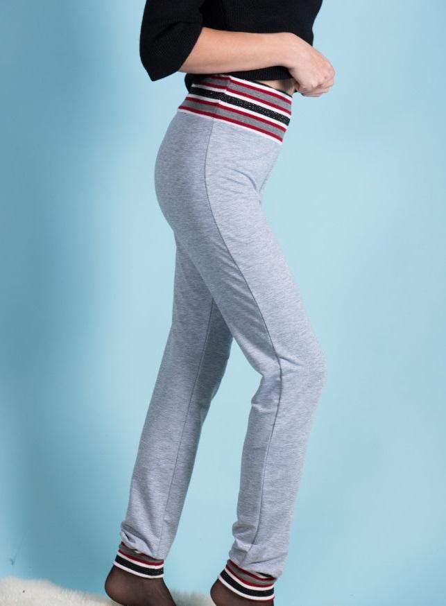 Брюки женские Комфорт на эластичной резинкеБрюки, шорты<br><br><br>Размер: 46