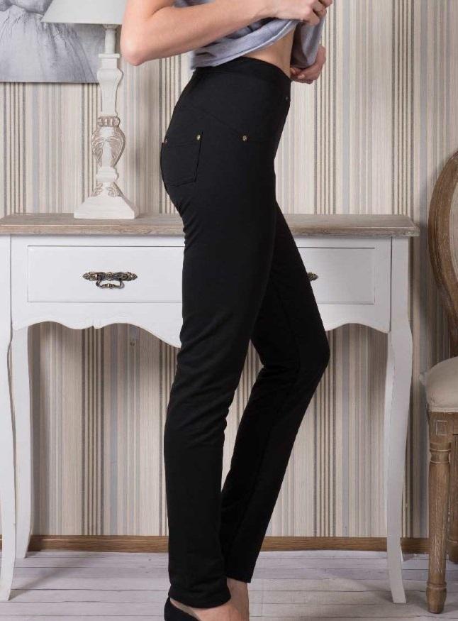 Брюки женские Офис с накладными карманамиКоллекция ОСЕНЬ-ЗИМА<br><br><br>Размер: 44