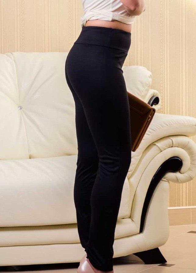 Брюки женские Урсула на широком поясеКоллекция ОСЕНЬ-ЗИМА<br><br><br>Размер: 46