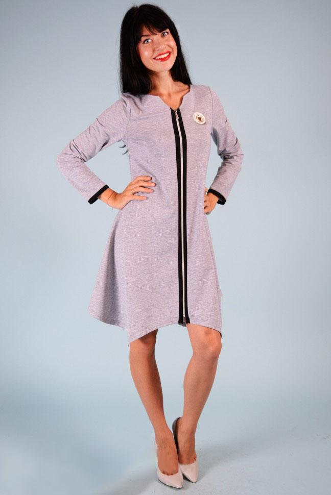 Кардиган женский Бесси с разноуровневым подоломКоллекция ОСЕНЬ-ЗИМА<br><br><br>Размер: 54