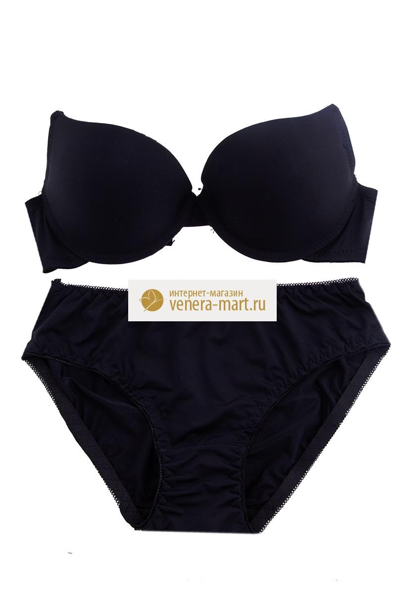 Комплект нижнего белья женский Миранда в упаковке, 3 шт.Бюстгальтеры и комплекты<br><br><br>Размер: 44-46