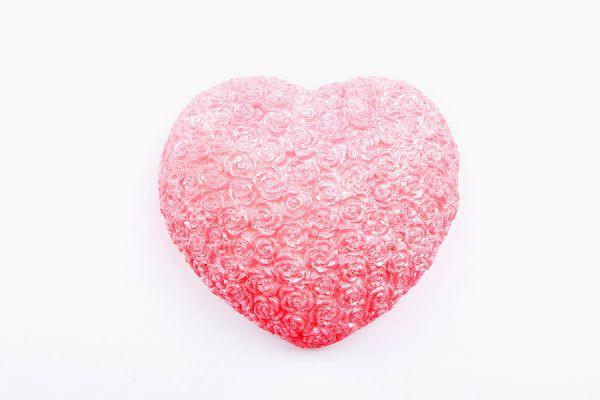 Мыло ручной работы Сердце в розах большоеПодарки к 8 марта<br><br>