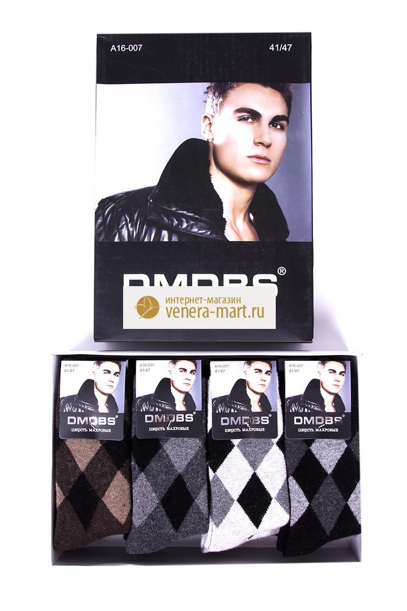 Подарочный набор мужских носков DMDBS, 4 шт.Подарки к 23 февраля<br><br><br>Размер: 41-47 (универсальный)