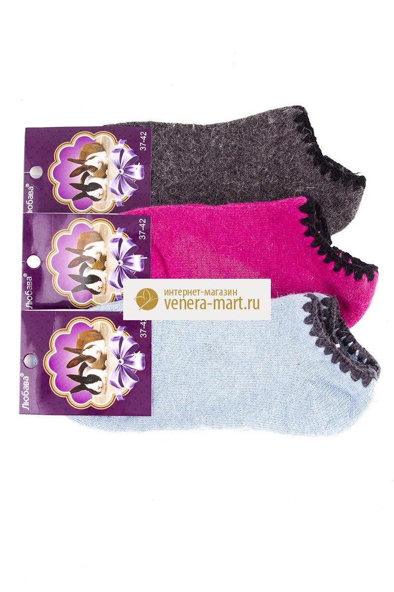 Носки женские Ланю в упаковке, 4 парыНоски<br><br><br>Размер: 37-42 (универсальный)