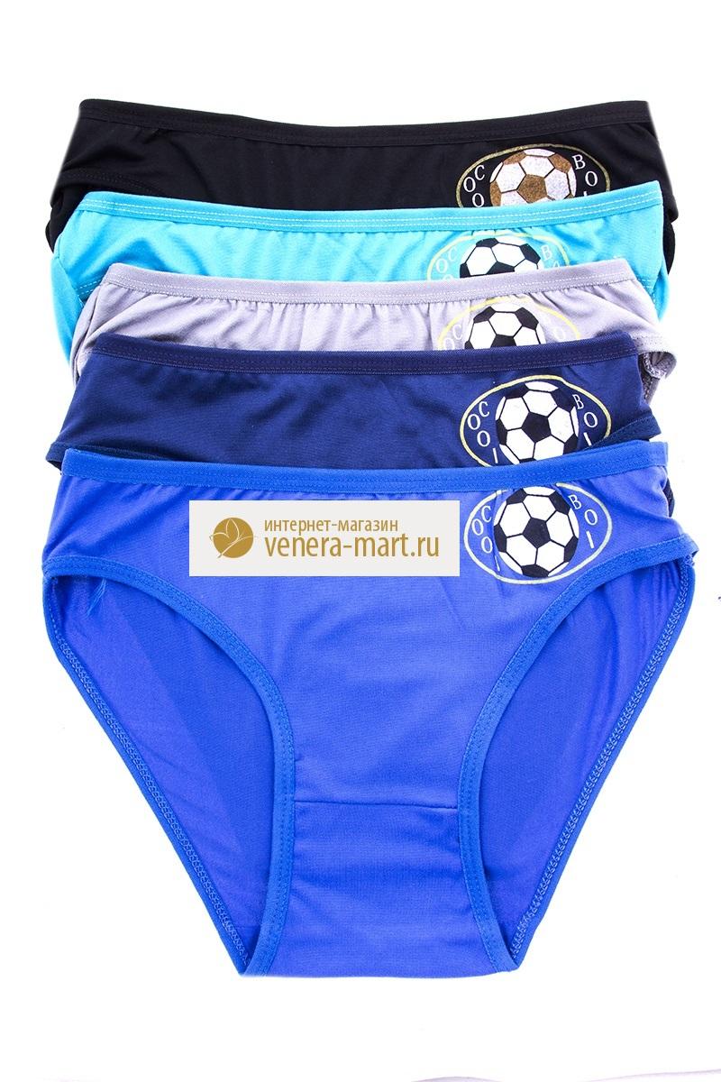 Трусы подростковые для мальчика Спорт в упаковке, 10 шт.Нижнее белье<br><br><br>Размер: 2XL (10-12 лет)