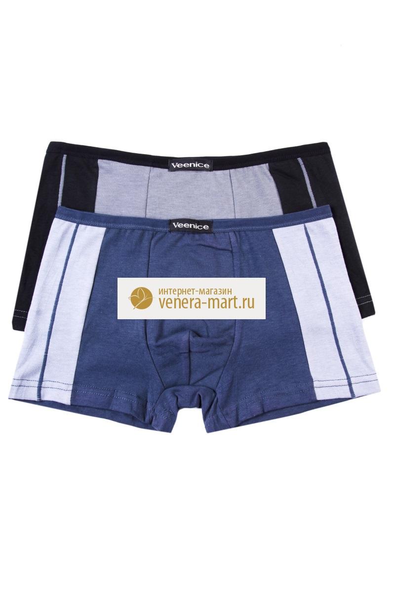 Трусы подростковые для мальчика Veenice в упаковке, 4 шт.Нижнее белье<br><br><br>Размер: XL (13-15 лет)