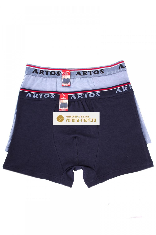 Трусы мужские Artos в упаковке, 3 шт.Трусы мужские<br><br><br>Размер: 48
