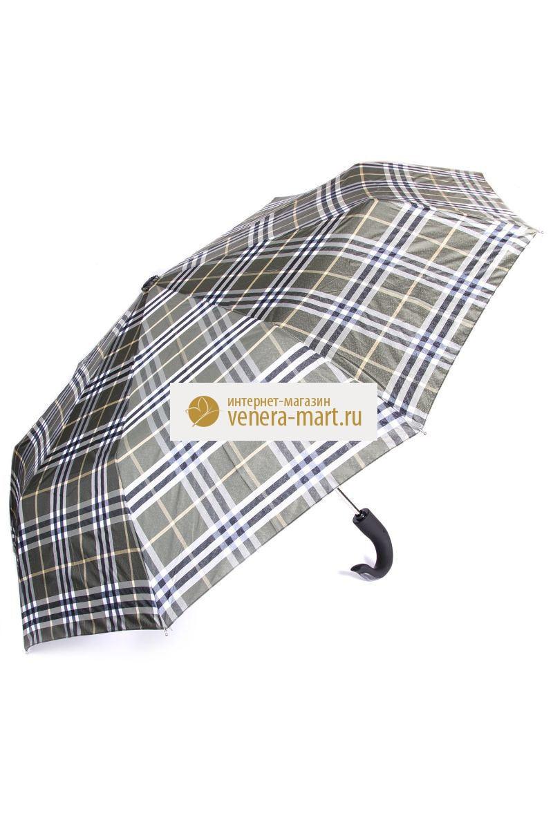 Зонт мужской British автоматическийПодарки к 23 февраля<br><br><br>Размер: Фиолетовый