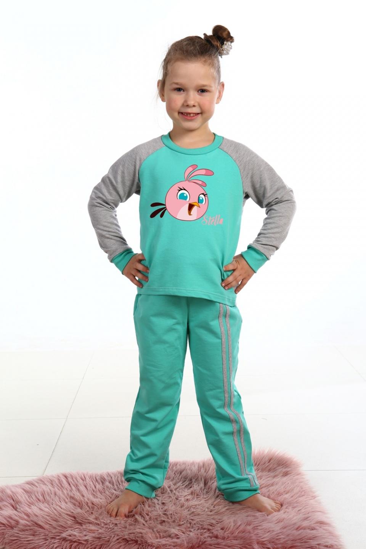 Костюм детский Stella футболка и брюкиКомплекты и костюмы<br><br><br>Размер: 32 - рост 128
