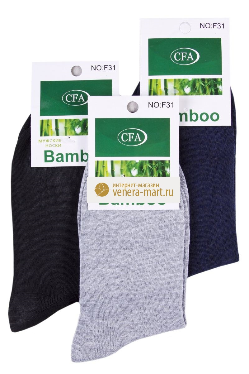 Носки мужские CFA в упаковке, 12 парыНоски<br><br><br>Размер: 41-47 (универсальный)