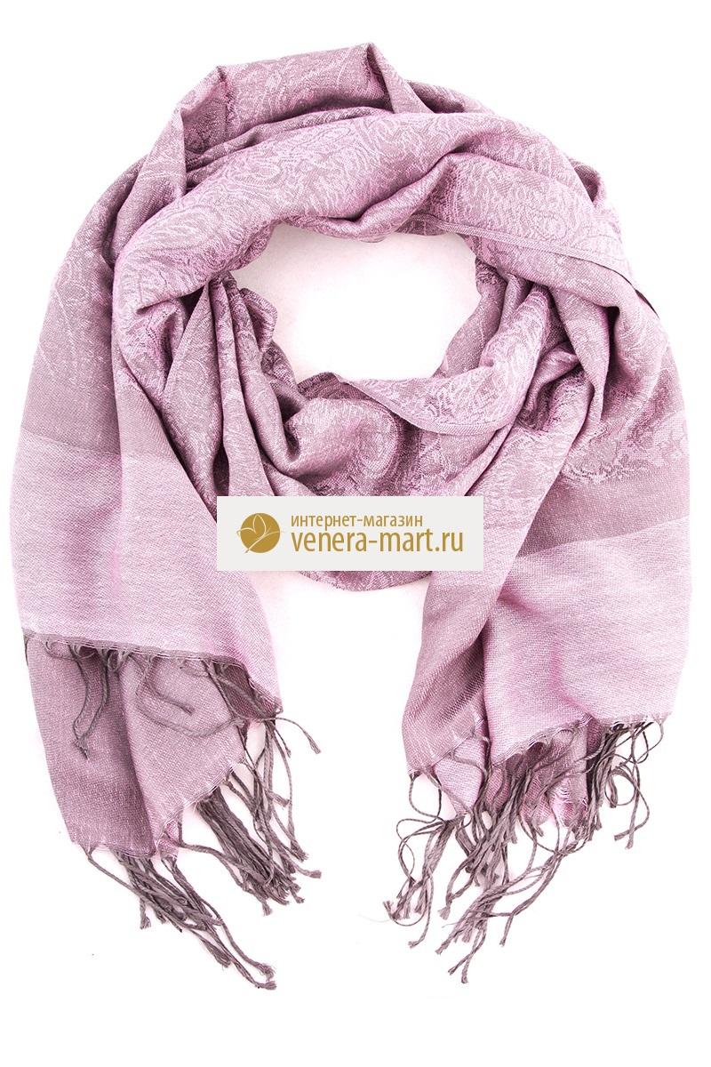 Шарф женский ТильдаПодарки на День рождения<br><br><br>Размер: Розовый
