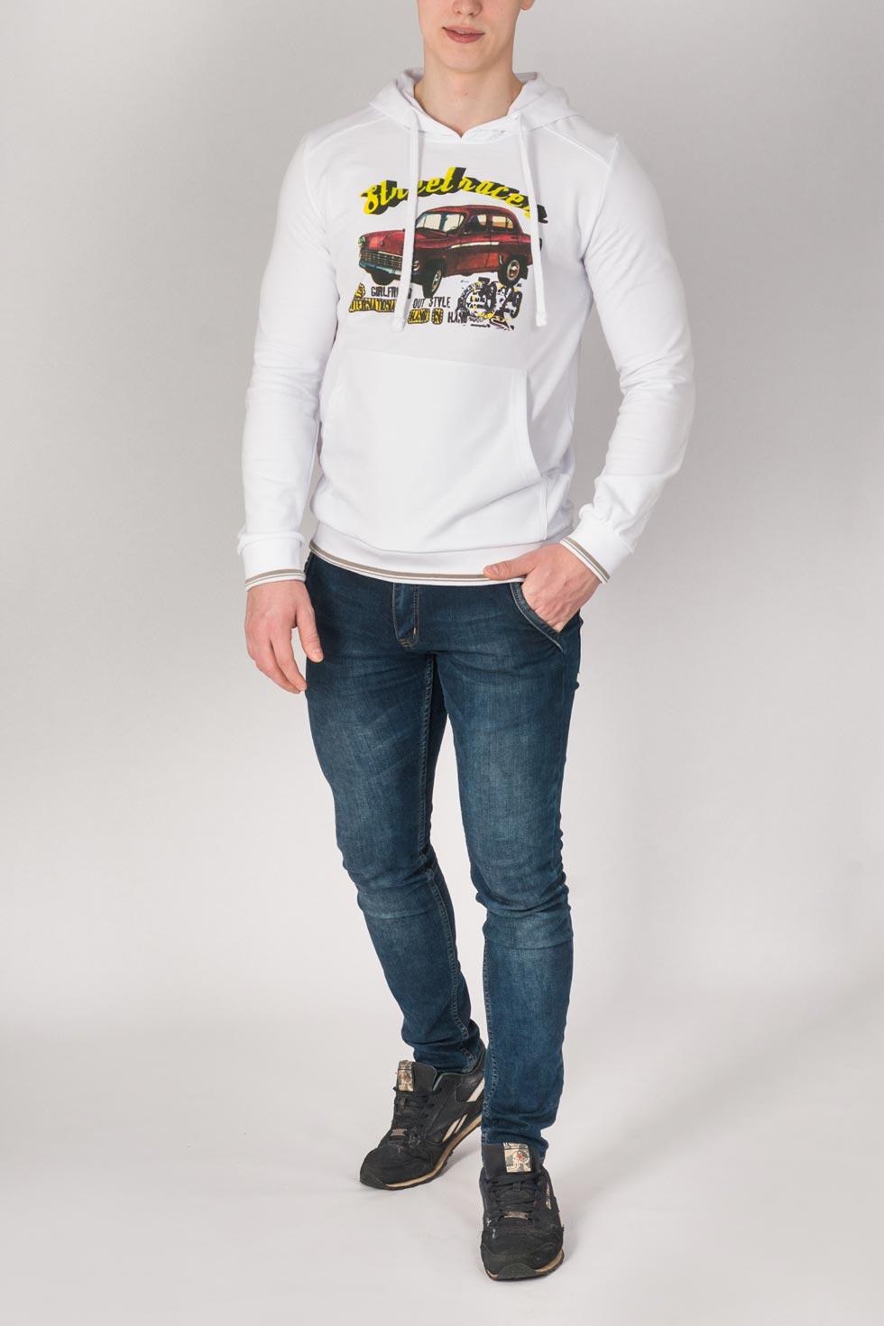 Анорак мужской Streetracer с капюшономКоллекция ВЕСНА-ЛЕТО<br><br><br>Размер: 54
