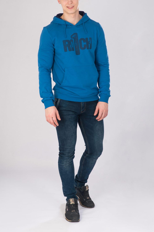 Анорак мужской Rich с капюшономКоллекция ВЕСНА-ЛЕТО<br><br><br>Размер: 48