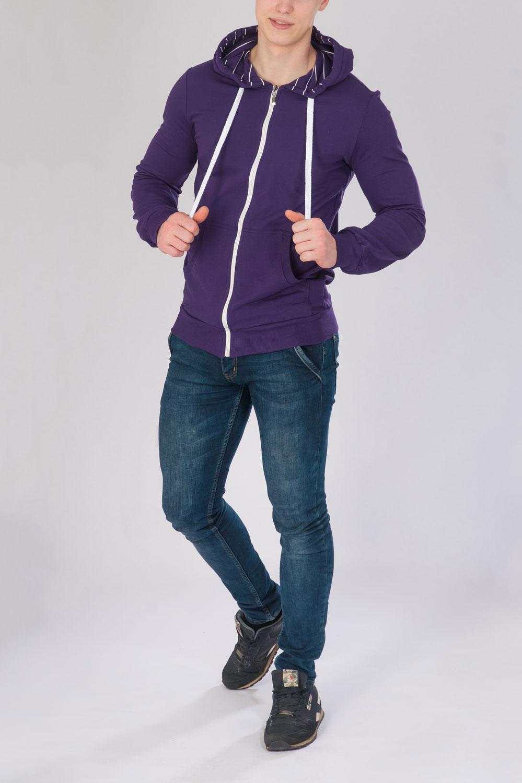 Анорак мужской Алан с капюшономКоллекция ВЕСНА-ЛЕТО<br><br><br>Размер: 44