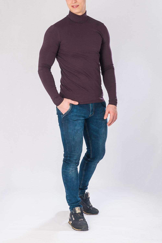 Водолазка-джемпер мужская Аркадий с воротником-стойкойКоллекция ВЕСНА-ЛЕТО<br><br><br>Размер: 58