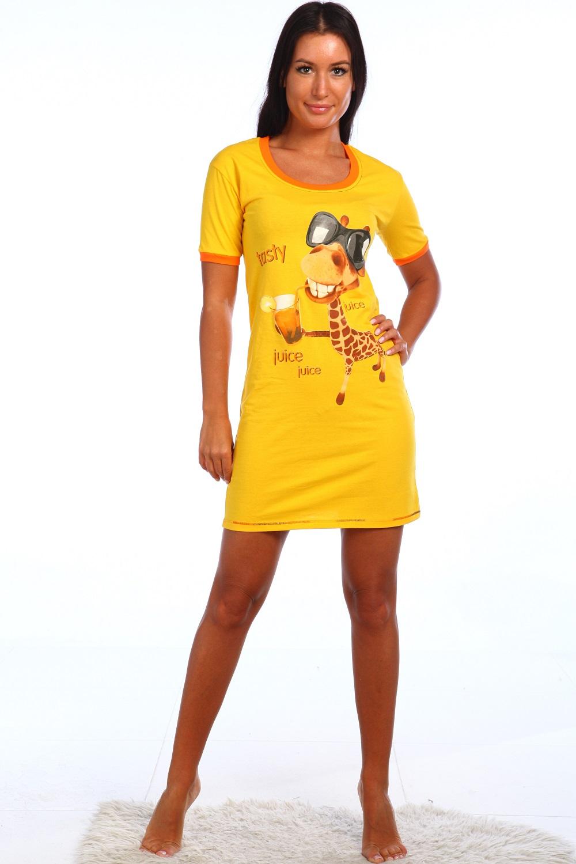 Туника женская Антонио с коротким рукавомКоллекция ВЕСНА-ЛЕТО<br><br><br>Размер: 48