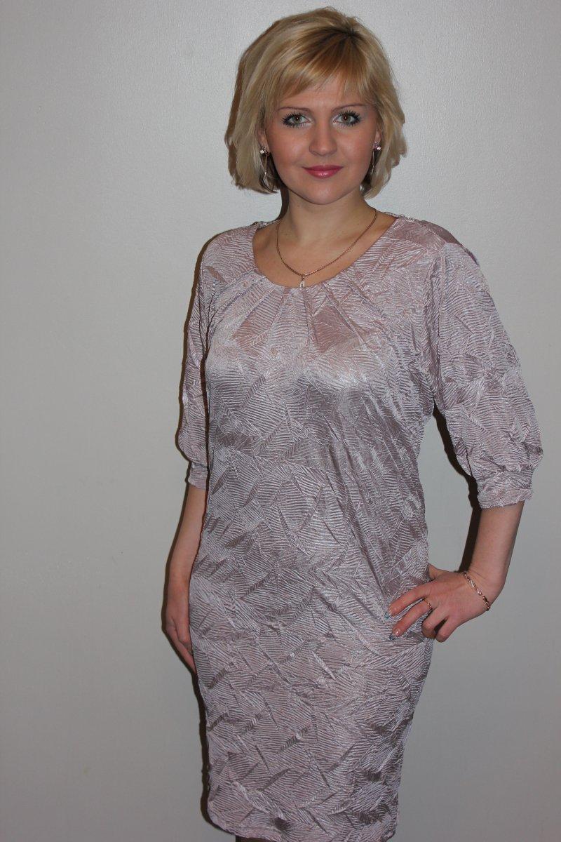Туника женская Радуга с рукавом 3/4Коллекция ВЕСНА-ЛЕТО<br><br><br>Размер: 48