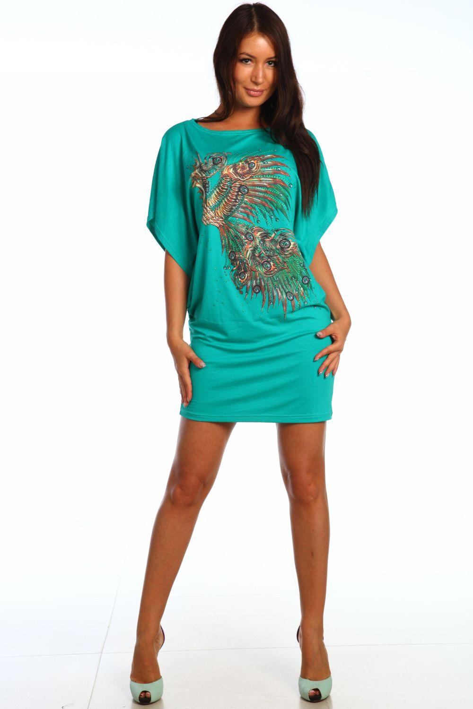 Туника женская Королева из вискозыКоллекция ВЕСНА-ЛЕТО<br><br><br>Размер: Сливовый