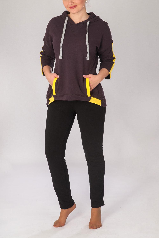 Анорак женский Кенгуру с капюшономКоллекция ВЕСНА-ЛЕТО<br><br><br>Размер: 44