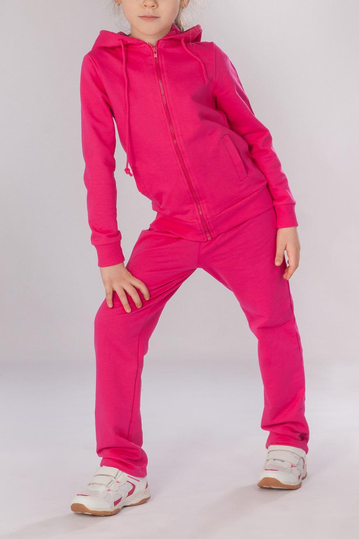 Комплект для девочки Пинки куртка и брюкиКоллекция ВЕСНА-ЛЕТО<br><br><br>Размер: 116