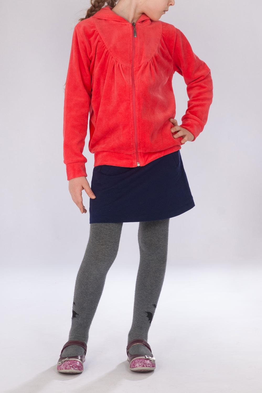 Куртка для девочки Земляника с капюшономКоллекция ВЕСНА-ЛЕТО<br><br><br>Размер: 110