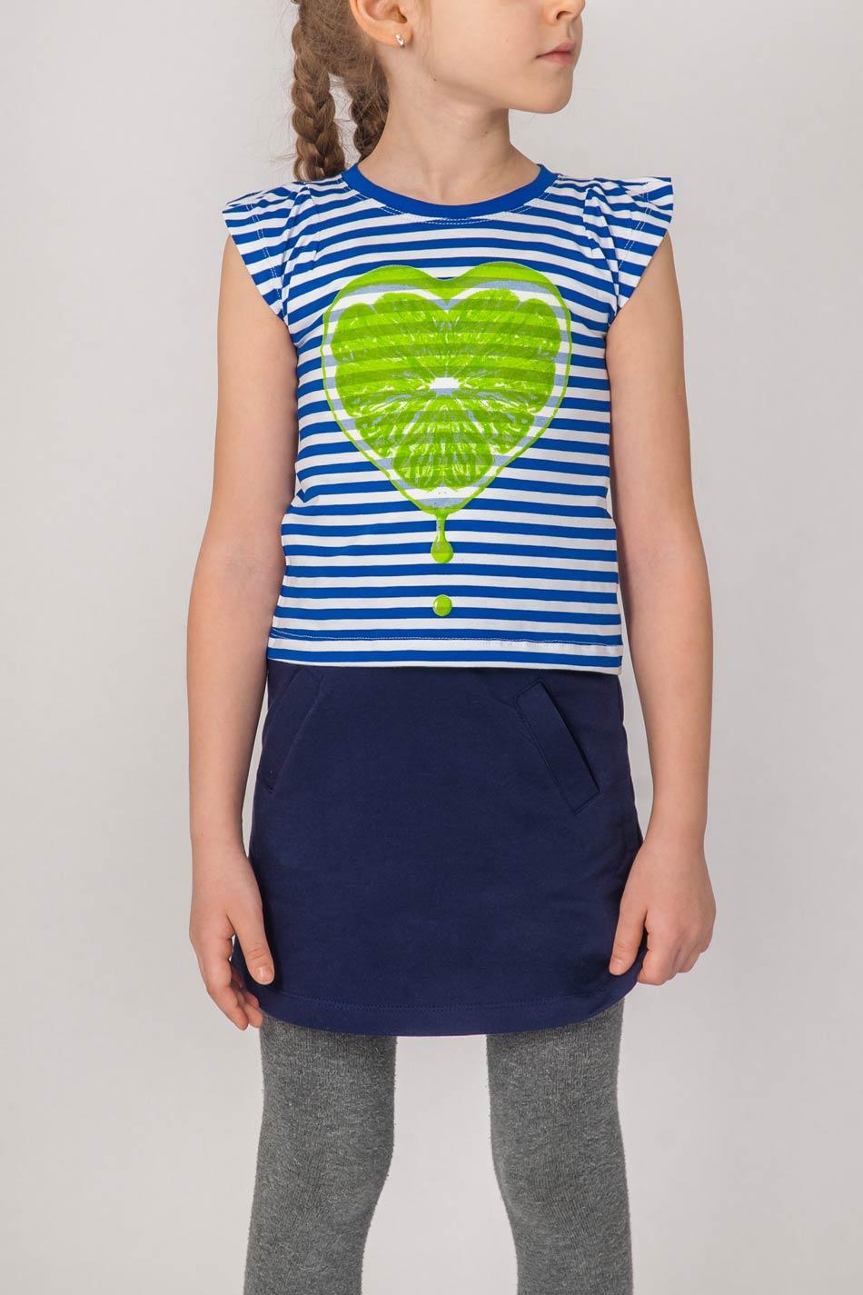 Юбка для девочки Памела с карманамиКоллекция ВЕСНА-ЛЕТО<br><br><br>Размер: 110