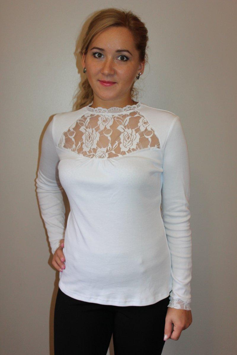 Водолазка женская ЭммаКофты, свитера, толстовки<br><br><br>Размер: 42
