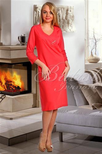 Платье женское ЛаураПлатья<br><br><br>Размер: Коричневый