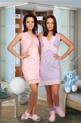 Сорочка женская ЛолитаСорочки<br><br><br>Размер: 52