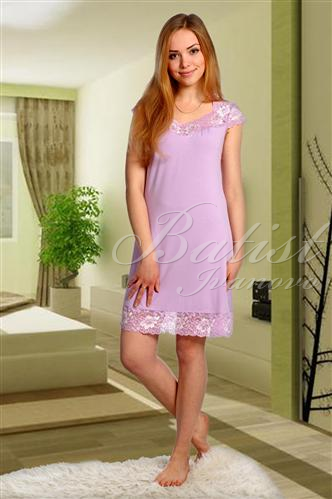 Сорочка женская ЯнаСорочки<br><br><br>Размер: 44
