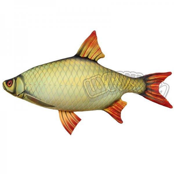 Антистрессовая игрушка Рыба Краснопёрка большаяДетские подушки-антистресс<br><br><br>Размер: 55*35
