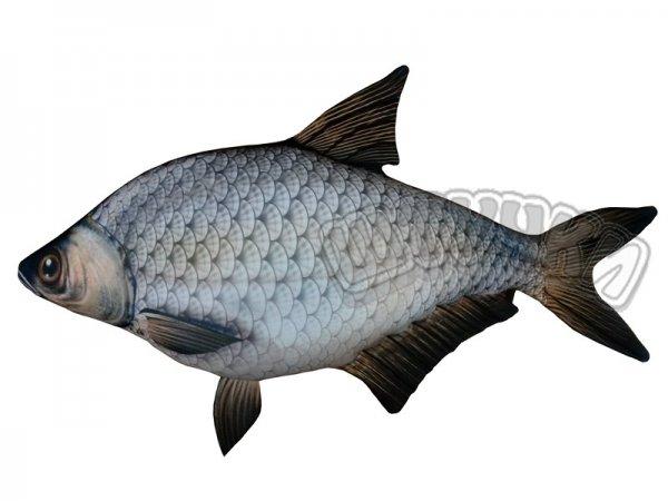 Антистрессовая игрушка Рыба Лещ большаяПодарки на День рождения<br><br><br>Размер: 55*30