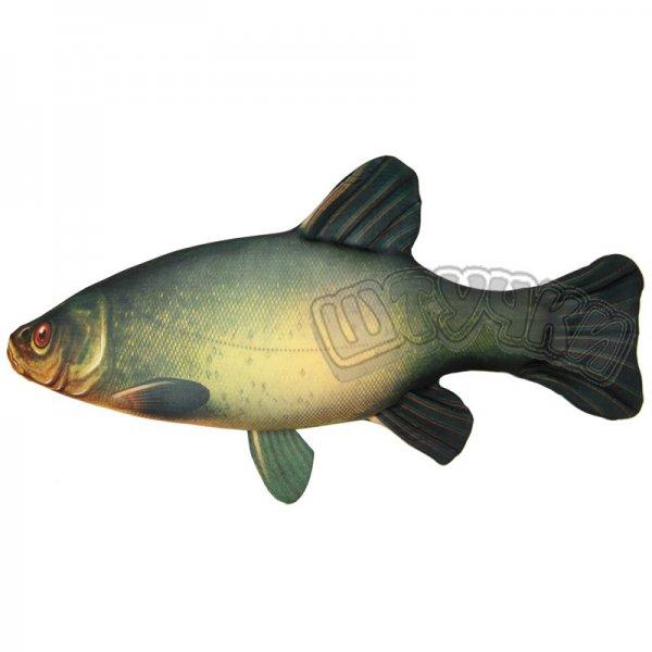 Антистрессовая игрушка Рыба Линь большойДетские подушки-антистресс<br><br><br>Размер: 60*30