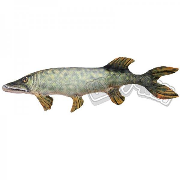 Антистрессовая игрушка Рыба Щука большаяПодарки на День рождения<br><br><br>Размер: 80*22