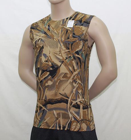 Безрукавка мужская камуфлированная 09лес-камышОдежда для охоты и рыбалки<br><br><br>Размер: 54