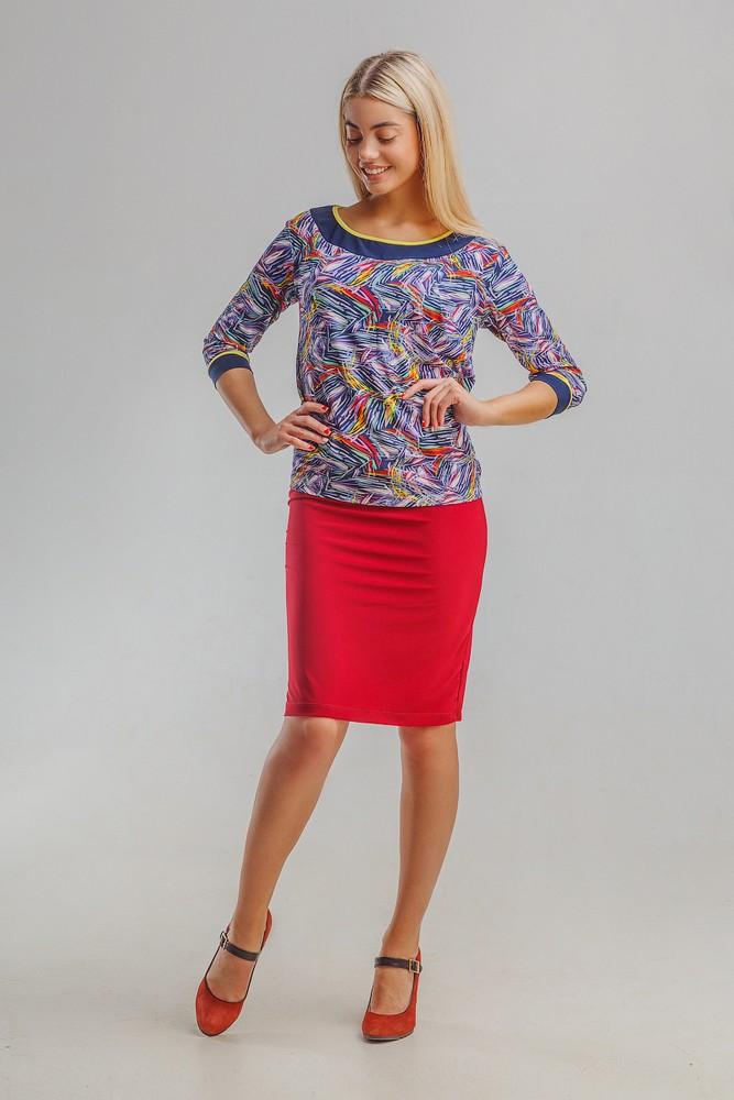 Блуза женская ХаосТуники, рубашки и блузы<br><br><br>Размер: 46